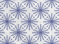 Ski weekend brand pattern