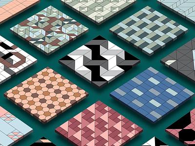 BAUX Patterns portfolio patterns case study baux