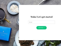 Wonderboo concept checkout