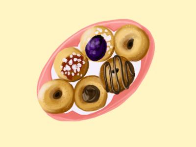 Pip's Doughnuts