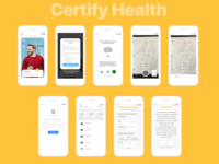 Bumble App Certify Health Feature