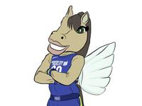 Dallas Wings Mascot - WNBA