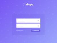 pro.drapo - New Login Screen