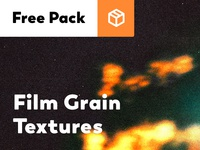 Film Grain Textures FREE Pack
