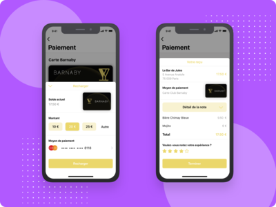 Payment in-app iOS
