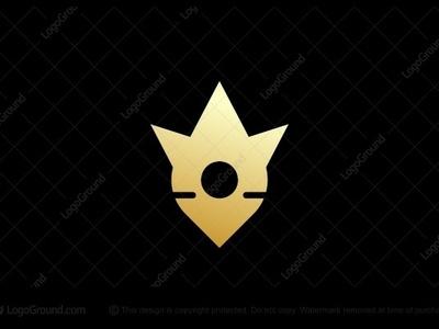 pin crown color illustration monoline logogram type identity illustrator designs design character best pictogram monogram logos icon logo crown logo crown pin logo pin
