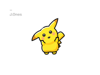 Pokémon Pikachu MBE