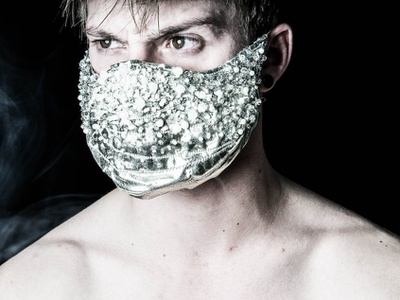 Hidden – A Fashion Exploration #1 shoot photography design identity mask fashion