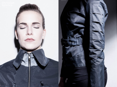 Reflection – Fashion meets Safety system reflection safety design photography textile fashion