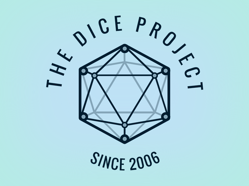 The Dice Project Logo by Diwa Fernandez on Dribbble