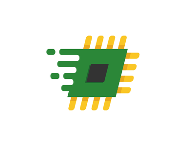 ClearMem pcb chip memory icon logo clearmem
