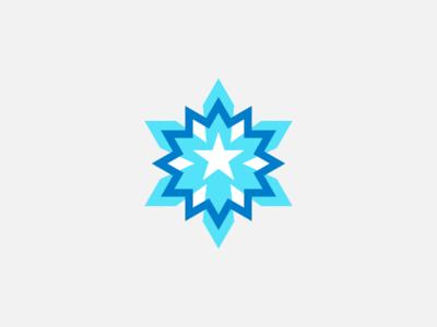 Snowflake Star for sale exploration snow star snowflake kingdom ice logo