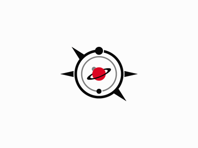 Revolution revolution solar system moon space planet challenge logo exploration depictions depiction