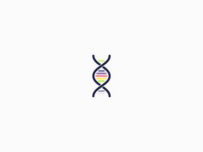 DNA - Loading Sequence exploration vector animation after effects loop infinite dna strand loading sequence
