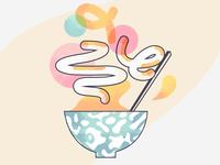Noodle party