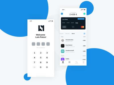 NoBank - Banking App