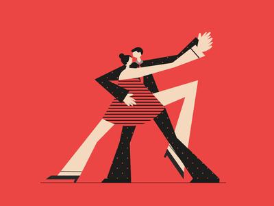 Tango dance tango
