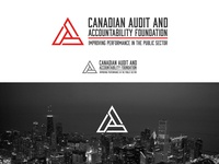 Canadian audit and accountability foundation Logo