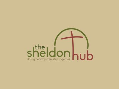 The Sheldon Hub (Church) Logo