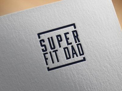 Supre Fit Dad Logo