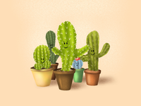 Plant Friends