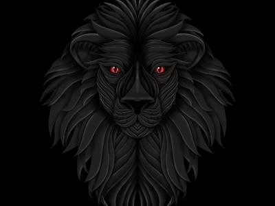 Lion01 - dark