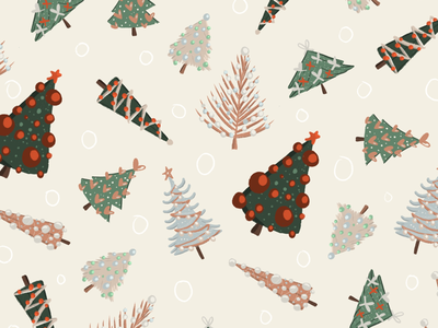 Christmas Patterns PT 2