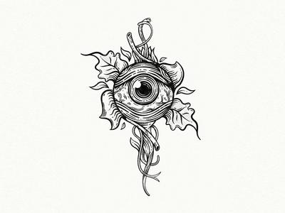 Eye ornamental