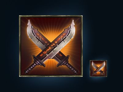 Sword Equipment Icon ability icon concept art item shops moba icons game icons game art painting gaming rpg