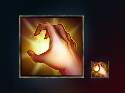 Ignite Ability Icon ability icon concept art item shops moba icons game icons game art painting gaming rpg