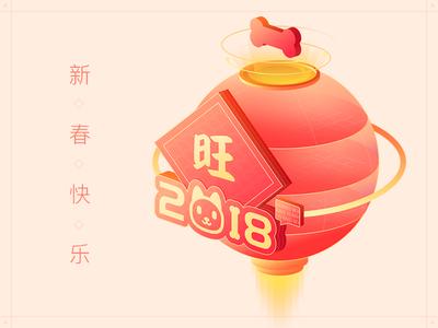 春节大灯笼