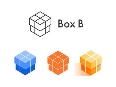 Box logo B