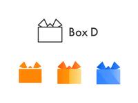Box logo D