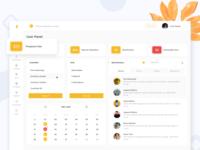 WeThrive || User Panel