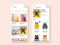 E-Commerce || iOS App