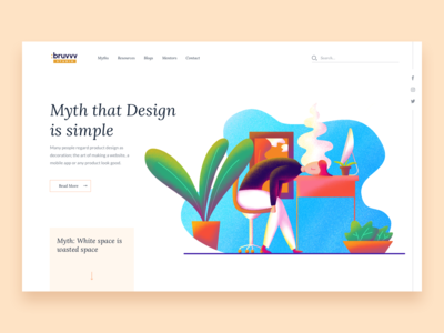 Design Myth || Illustration