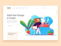 Design Myth || Illustration