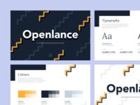 Openlance || Branding