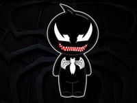 Venom Form of Taobao Figurine Design