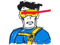 When I Met the Word 'Cyclops' in Draw Something