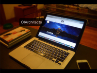 OI Architects Website