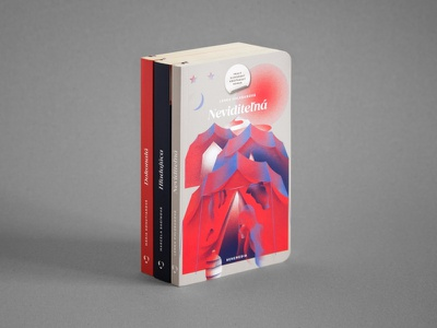 Book series of genuine Slovak Christian novels edition cover digitalart christian slovak series novel book illustration