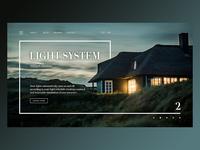 Light System Web Design