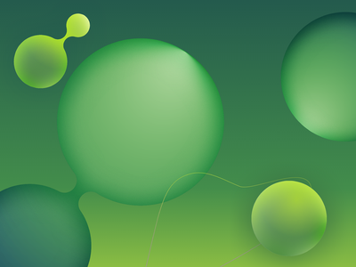 InYou @ Illustration health care branding illustration green cells dna design kv health app healthtech health
