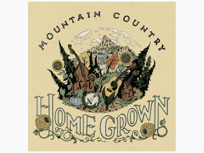 Mountain Country - Home Grown
