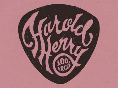 Harold Henry logo