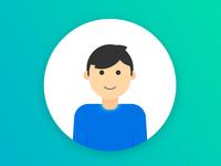 App Avatar Placeholder / Character Design