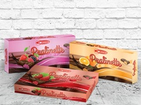 Pralines packaging
