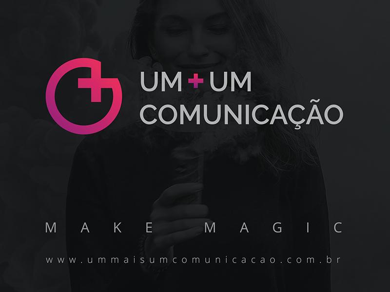 Um+Um Comunicação (Brand Development) brand creative ummaisum