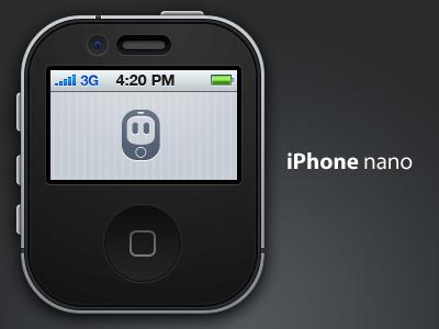 iPhone nano iphone nano kawai